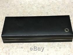 MONTBLANC StarWalker Black Midnight Fineliner Pen