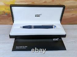 MONTBLANC StarWalker Blue Planet (Blue Resin) Ballpoint Pen