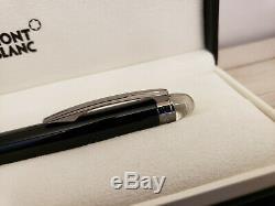 MONTBLANC StarWalker Midnight Black Ballpoint Pen, NEW IN BOX