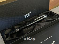 MONTBLANC StarWalker Platinum Plated Rollerball Pen, NEAR MINT