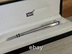 MONTBLANC Starwalker Platinum Plated Metal M Au585 14K Nib Fountain Pen