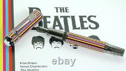 MONTBLANC THE BEATLES Füllfederhalter Great Characters fountain pen ID 116256