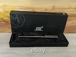 MONTBLANC Titanium Slimline Fountain Pen