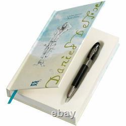MONTBLANC Writers Edition 2014 DANIEL DEFOE Fountain Pen MINT IN BOX 110504
