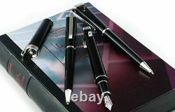 MONTBLANC Writers Edition FRANZ KAFKA Pen Set Fountain, Ballpoint, Pencil MIB