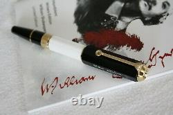 MONTBLANC Writers Edition William Shakespeare Fountain Pen 114348 MINT IN BOX