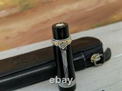 MONTBLANC Writers Limited Edition Honore de Balzac Fountain Pen