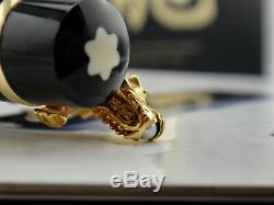MONTBLANC Year Of The Golden Dragon 2000 Limited Edition 1148/2000 M Ref. 28667