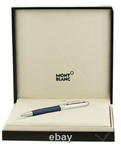 Meisterstuck Solitaire Doue Blue Hour Classique Ballpoint Pen 112895