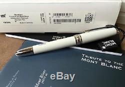 Mint Montblanc Meisterstuck Tribute to the Mont Blanc #145 Fountain Pen, Box