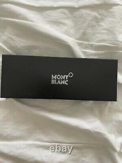 Mont Blanc Fountain And Ballpoint Pennset
