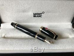 Mont Blanc Fountain Pen Boheme Rouge 3665