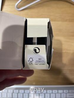 Mont Blanc Metal Miesterstuck Rollerball Pen Black Genuine Hardly Used