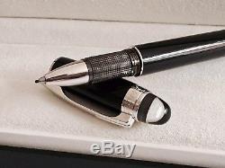 Mont Blanc Starwalker Platinum Fineliner Pen