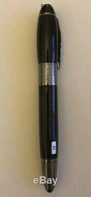 Mont Blanc Writers Edition Daniel Defoe LE Fountain Pen New And Never Inked