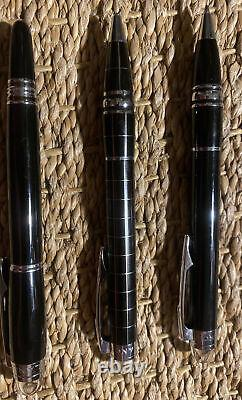 Mont Blanc pen set (3 Pens)