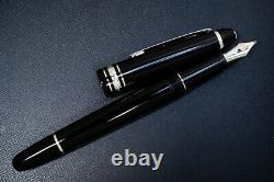 MontBlanc Meisterstuck 4810 fountain pen Used beautiful Japan Shipping