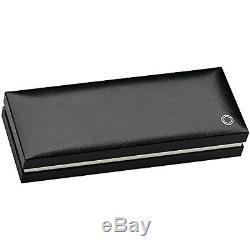 MontBlanc Meisterstuck Platinum Line Classique Ballpoint Pen Black