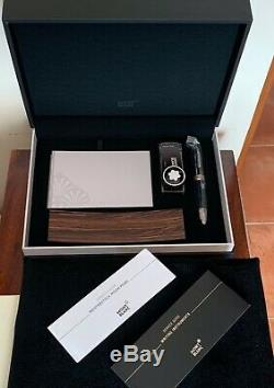 MontBlanc Moon Pearl Masters for Meisterstuck Raden Fountain Pen BB Nib NEW