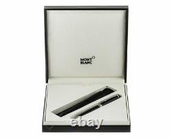 Montblanc 112513 Meisterstuck Classique BP 2866 PEN & POUCH Set New in Box