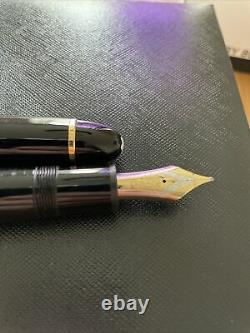 Montblanc 149 meisterstuck fountain pen Medium Nib
