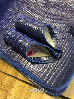 Montblanc Boheme Jewellery with blue topaz fountain and ballpoint pen set