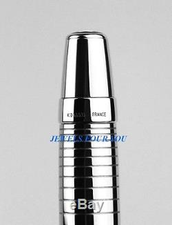 Montblanc Boheme Platinum Plated Steel Amethyst Mechanical Pencil 0,9mm 7525 Box