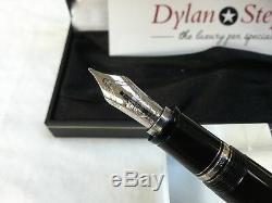 Montblanc Boheme extra LARGE JUMBO model fountain pen 18K fine nib