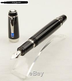 Montblanc Cartridges Fountain Pen Boheme Blue with 14 C. M-nib