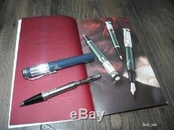 Montblanc Charles Dickens Writers Limited Edition 2001 Ballpoint Pen & Booklet