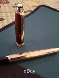 Montblanc Citrine Meisterstuck Rare Fountain Pen