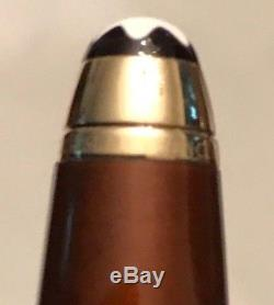 Montblanc Citrine Meisterstuck Rare Rollerball Pen