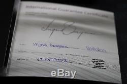 Montblanc Diva Line Ingrid Bergman Special Edition Rollerball Pen