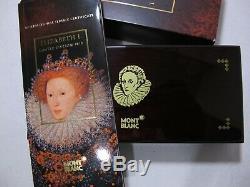 Montblanc Elizabeth I. 2010 Limited Edition 4810 Fountain Pen
