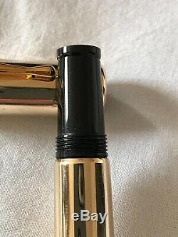 Montblanc Friedrich II Patron of The Art Limited Edition-18k F Nib, Retractable