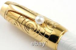 Montblanc Gold & Pearl Boheme Fountain Pen