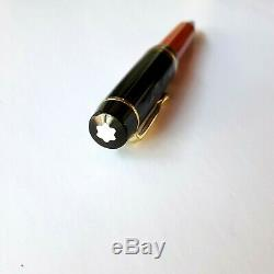 Montblanc Hemingway Limited Edition Ballpoint Pen Rare Most Collectible Free DHL