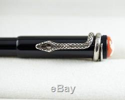 Montblanc Heritage Collection Rouge Et Noir Ballpoint Pen 114724 (unused)