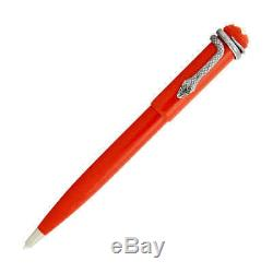 Montblanc Heritage Collection Rouge Et Noir Ballpoint Pen 114727