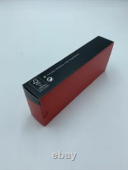 Montblanc Heritage Rouge et Noir Fountain Pen Black 114722 M NEW+BOX