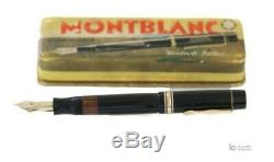 Montblanc L139 G 14 Karat Gold nib/F