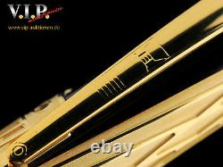 Montblanc Limited Edition 4810 Henry E. Steinway Füller Fountain Pen Stylo Plume