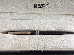 Montblanc MEISTERSTÜCK 2866 Platinum Coated Classique Rollerball Pen