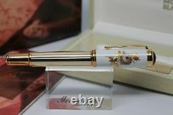 Montblanc Marquise De Pompadour 1183/4810 Limited Edition Fountain Pen Patron