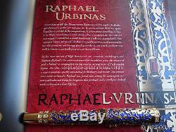 Montblanc Master Of Urbino Raffaello Sanzio 18k Gold Artisan Limited Edition 83