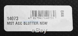 Montblanc Meistershtuck Acrilic Crystal Blotter With Paper Gold Plated 14073 New