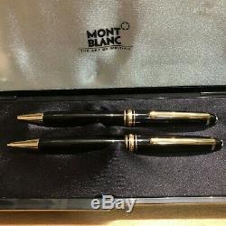 Montblanc Meisterstruck Pen Pencil Set