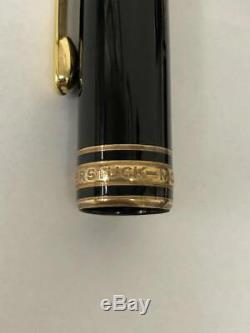 Montblanc Meisterstuck 144 Classique Fountain Pen 14 K F Nib