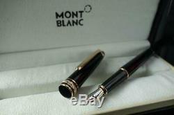 Montblanc Meisterstuck 144 Nib14K M Fountain Pen