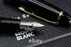 Montblanc Meisterstuck 146 Gold Line Fountain Pen